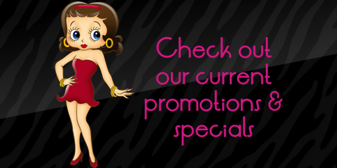 Get all dolled up - Specials
